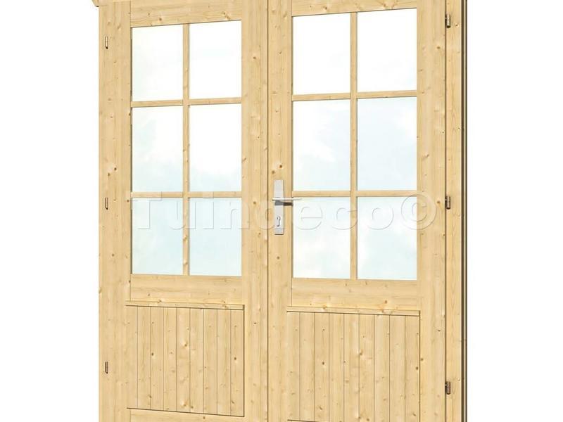 Tuindeco Dubbele deur D3