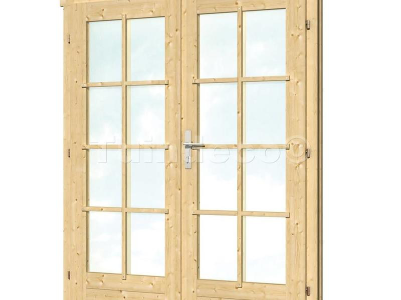Tuindeco Dubbele deur D2