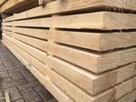 Van Gelder Hout Eiken Balk 6x15cm (netto 5x14cm) Geschaafd