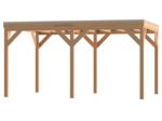 Van Gelder Hout Douglas Houten Overkapping Bouwpakket / Materiaalpakket 350x500cm (3.5x5 meter)