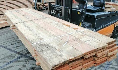 Restantpartijen Douglas planken