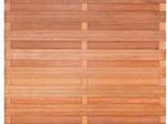 Tuindeco Tuinscherm Bronkhorst B180xH180 | Hardhouten Schutting