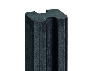 Beton sleufpaal 10x10x275 gecoat - ZAAN