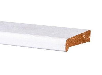 Neuslat 18x69  4,60m wit gegrond