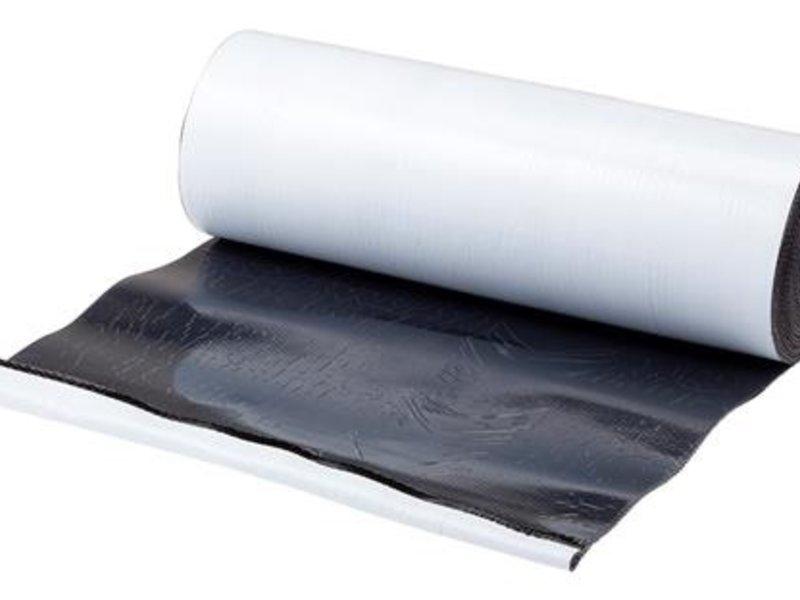 Lood vervanger Fast Flash 28cm zwart Per meter