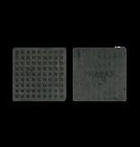 Rubber isolatiepad 100x8,00x100