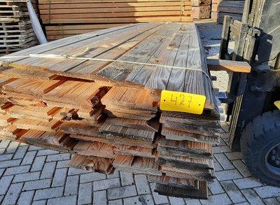 Restant partij Douglas Zweeds rabat per volle bundel a 42 stuks  25/11x195x3000mm Fijnbezaagd  - B430