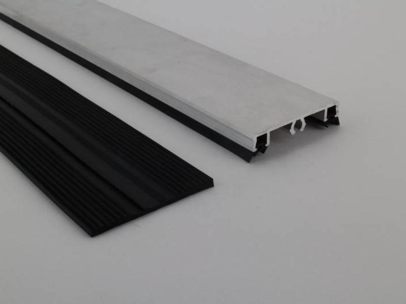 Van Gelder Hout Koppelprofiel / Tussenprofiel voor Polycarbonaat Dakplaten
