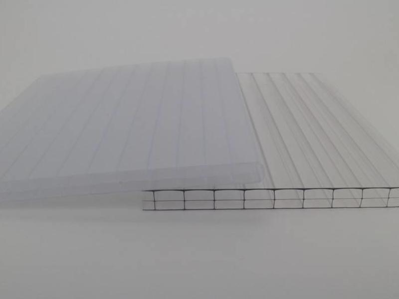 Van Gelder Hout Polycarbonaat Dakplaat Opaal 16mm