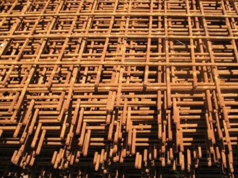 Van Gelder Hout Bouwstaal Staalmat Ø6mm 200x300cm (2x3m)