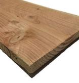 Van Gelder Hout Douglas Plank / Boeideel 25 x 250 mm (2.5 x 25 cm) Fijnbezaagd