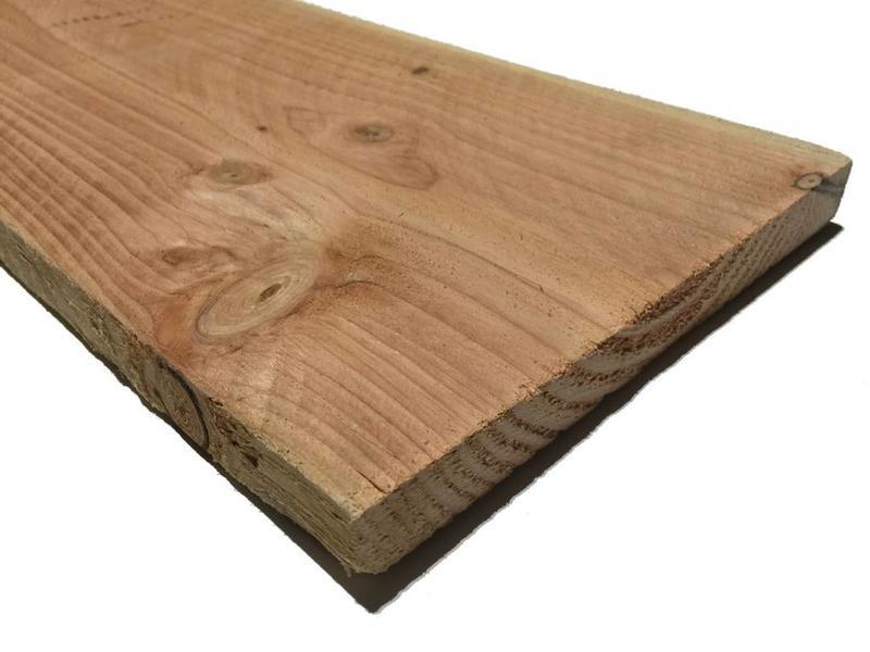 Wandplank 30 Cm Diep.Douglas Plank 25x250mm 2 5 X 25cm Houthandel Van Gelder