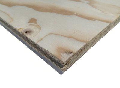 Underlayment Plaat Fins Vuren 2440x1220x18mm