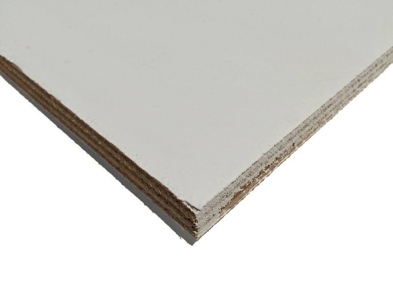Van Gelder Hout Okoume watervast multiplex gegrond 15mm 2500x1220mm