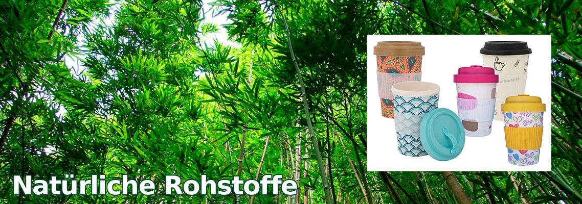 Bambus Coffee To Go Mehrwegbecher Nachhaltig Kaffeebecher Auf