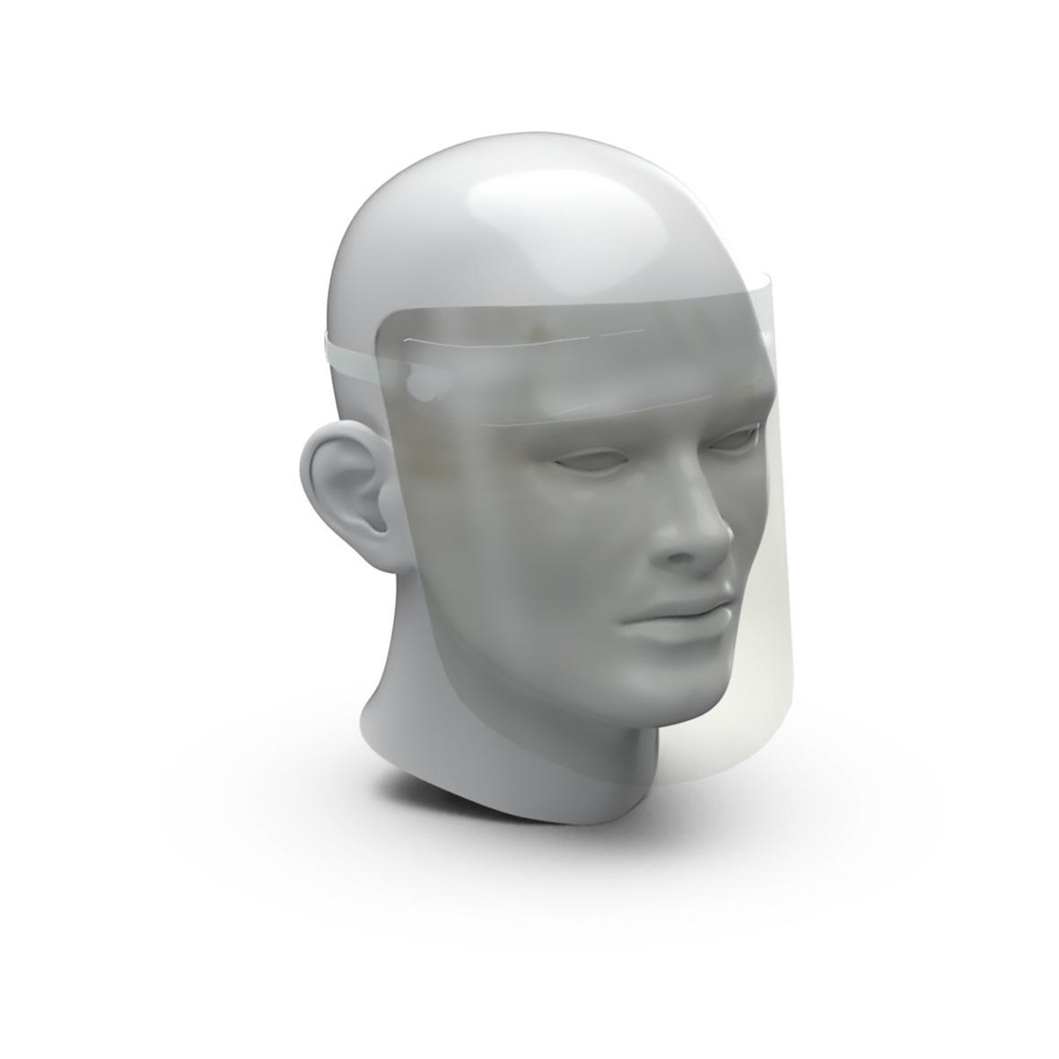 Gesichtsschirm