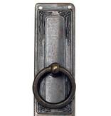 Z4753.Donker antiek brons