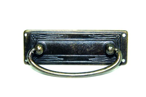 Z4756.Donker antiek brons