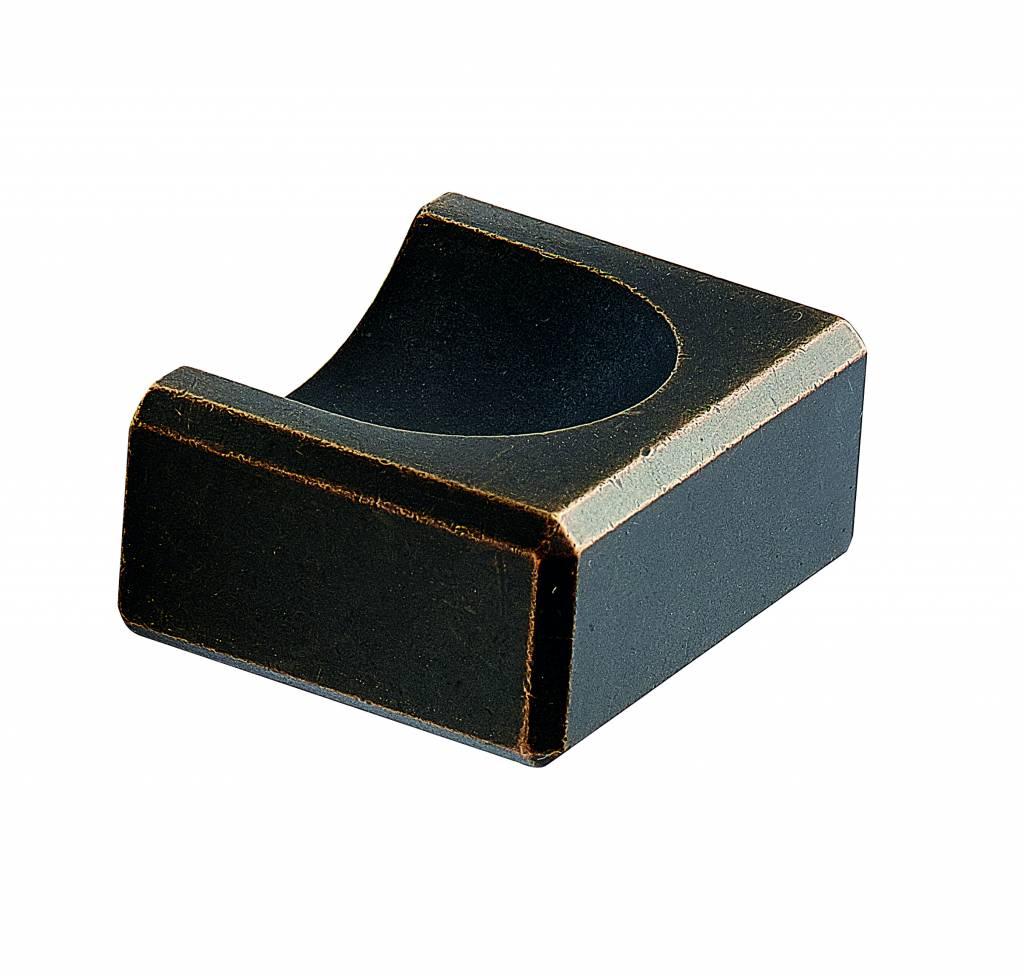 Z2379.Donker antiek brons dhg
