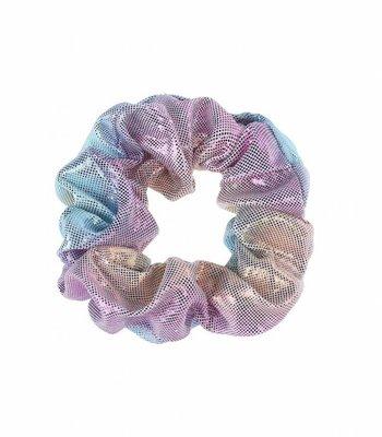 Disco scrunchie - Pastels