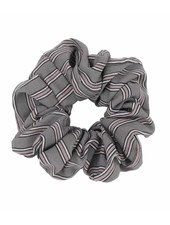 Retro scrunchie - Gray