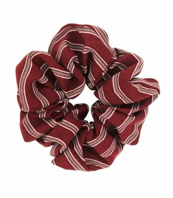 Retro scrunchie - Red