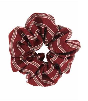 Retro scrunchie - Red