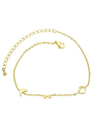Galaxy bracelet gold