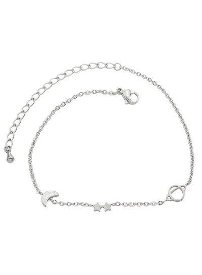 Galaxy bracelet silver