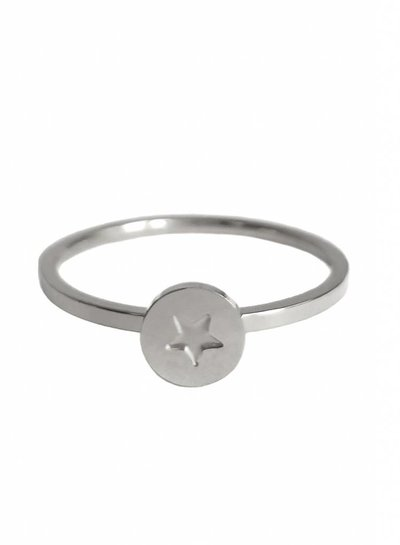 Star ring 2.0 silver
