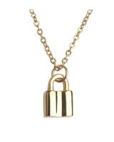 Lock It Necklace