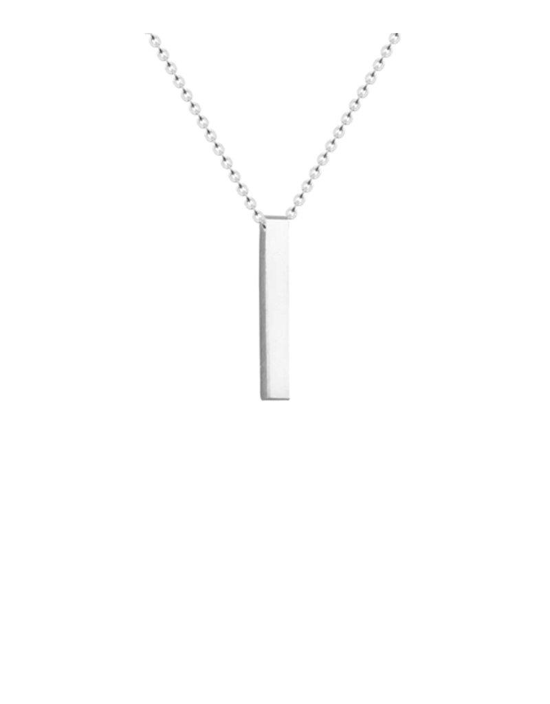 Steel Bar Silver