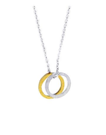 Bonding Circles Silver
