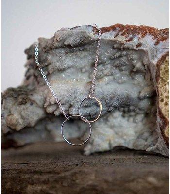 Connected Circles Bracelet 925