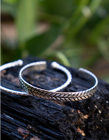Baided Bangle
