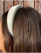 Brede Haarband - Silk White