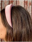 Brede Haarband - Silk Pink