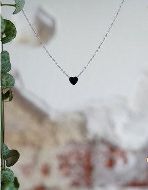 A Women's Heart Silver