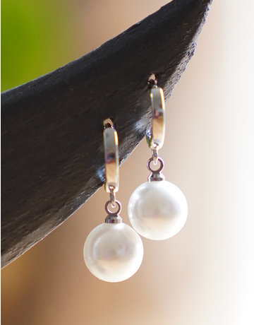 Falling Pearls