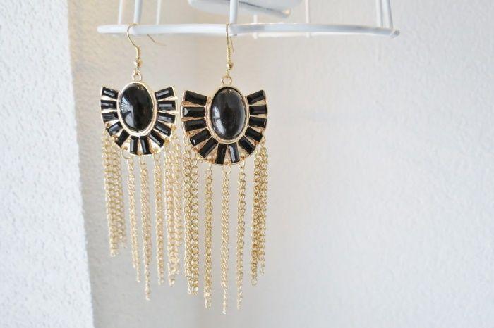Goddes Earrings