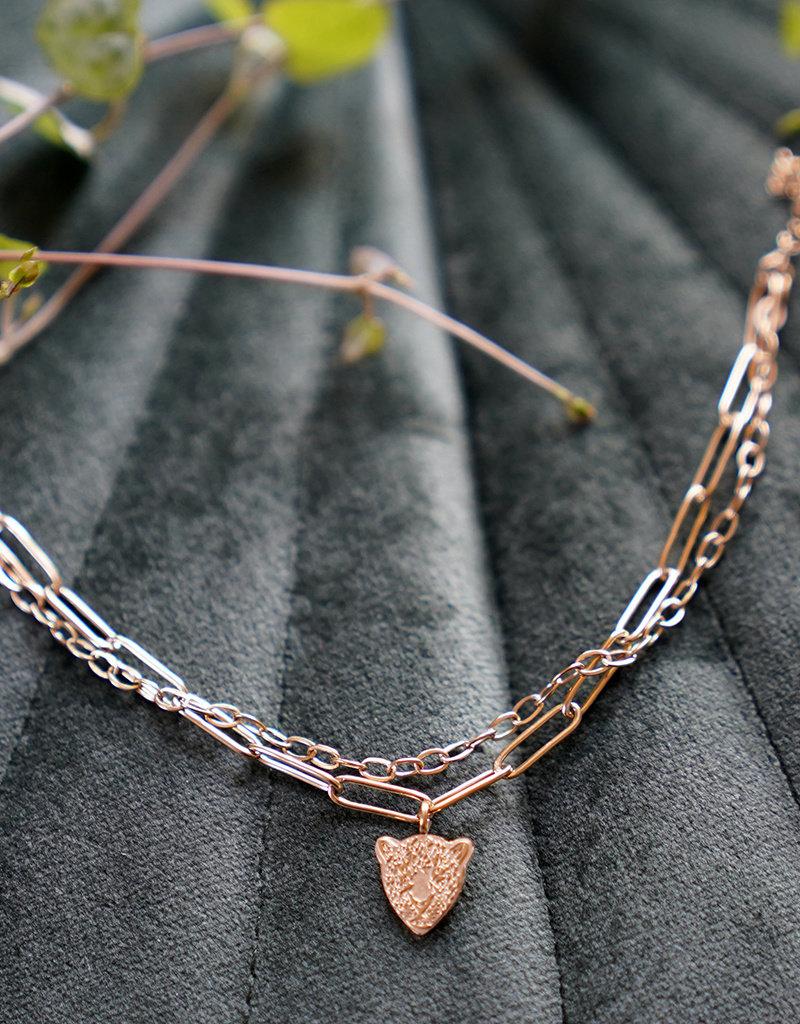 Tiger Double Bracelet