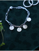 Coins and Coins Bracelet