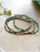 Bead it up in Green