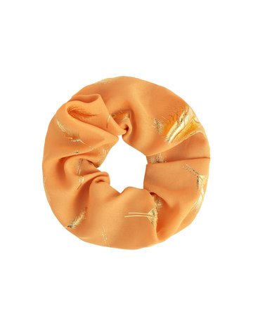 Summer Vibe! Scrunchie Camel