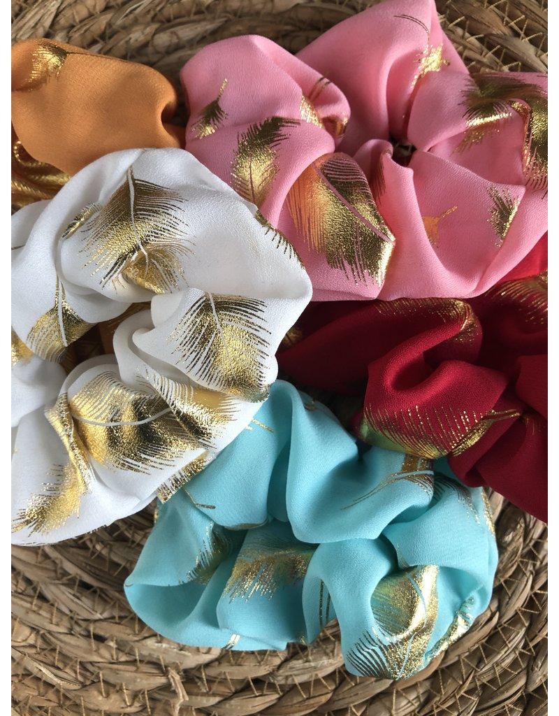 Hairscrunchie Camel