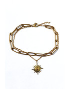 Bracelet Sun is UP gold