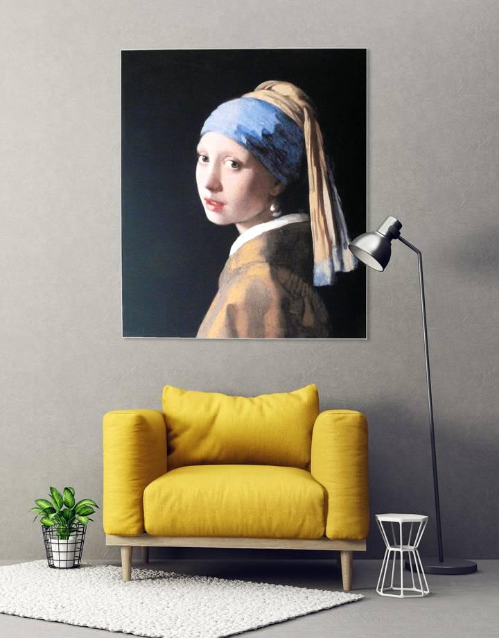 Print op Textieldoeken - de mooiste wanddecoraties in een alu frame
