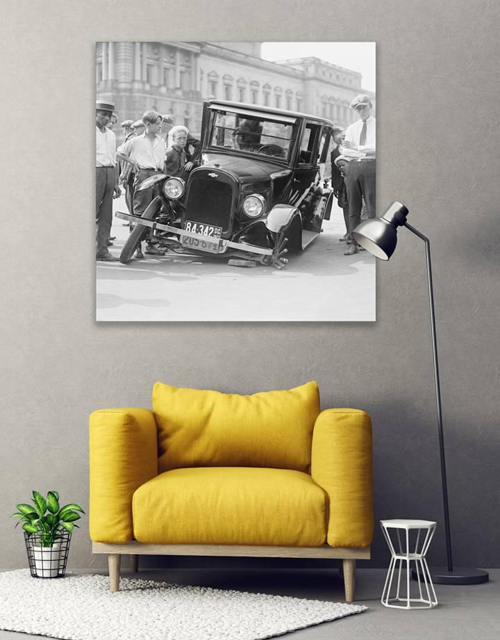 Automotive  5mm print - fraaie glas look van jouw foto's
