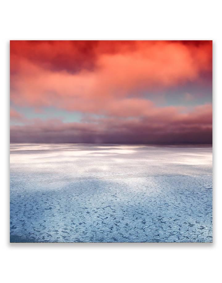 Hudson Bay  5mm print - fraaie glas look van jouw foto's