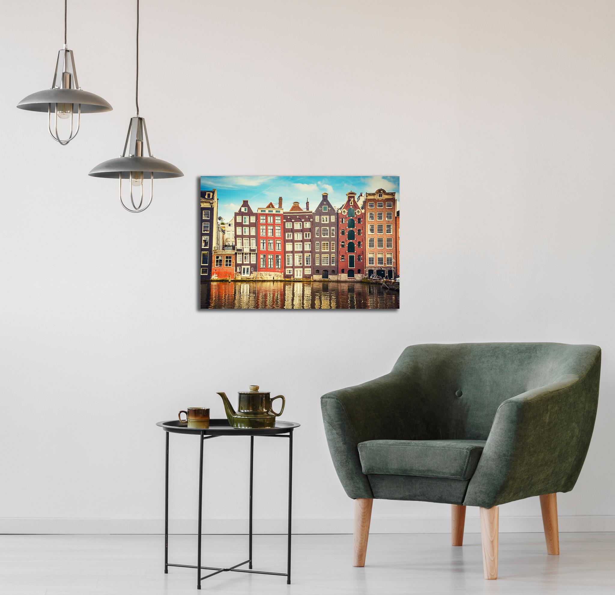 Aan de gracht, Amsterdam